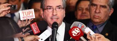 Eduardo Cunha renuncia à presidência da CâmaraFederal