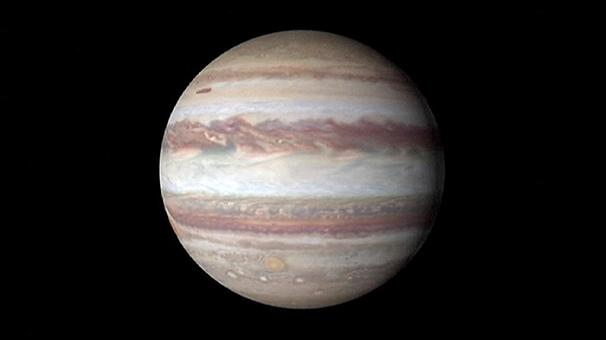 Sonda espacial Juno começou a explorar os segredos deJúpiter