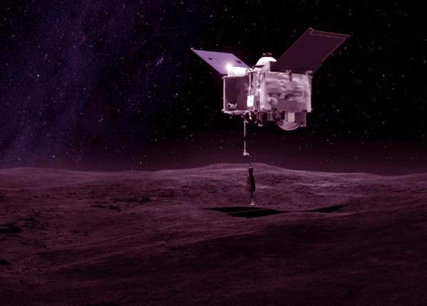 Nasa lança sonda em asteroide após Terra escapar decolisão