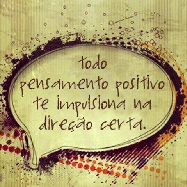 Lei da atracao - pensamentos positivos