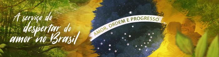 a servico de amor ao Brasil